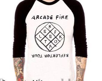 Arcade fire band shirt