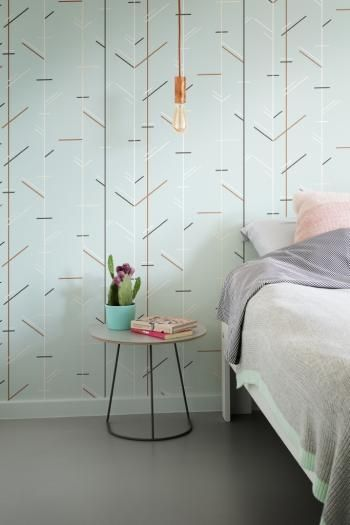 Schilder je slaapkamer | PASTELS - Scandinavian way | Pinterest ...
