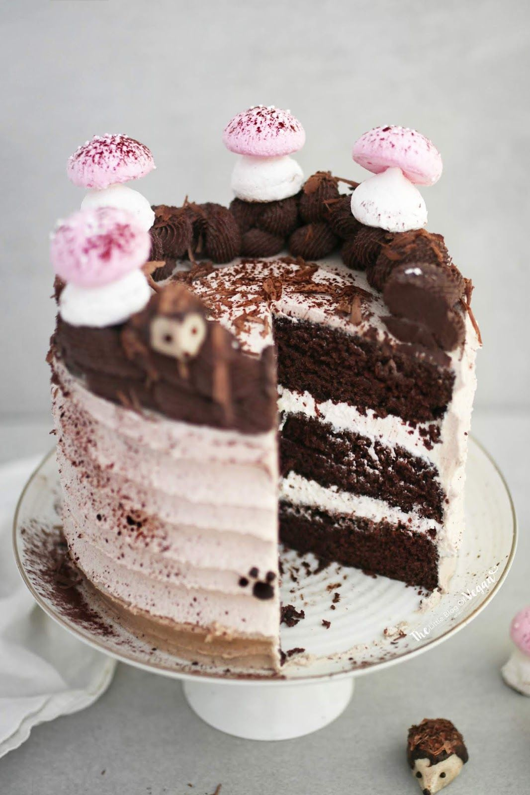 Spiced Woodland Cake Recipe Chocolate Recipes Cake Cake Recipes