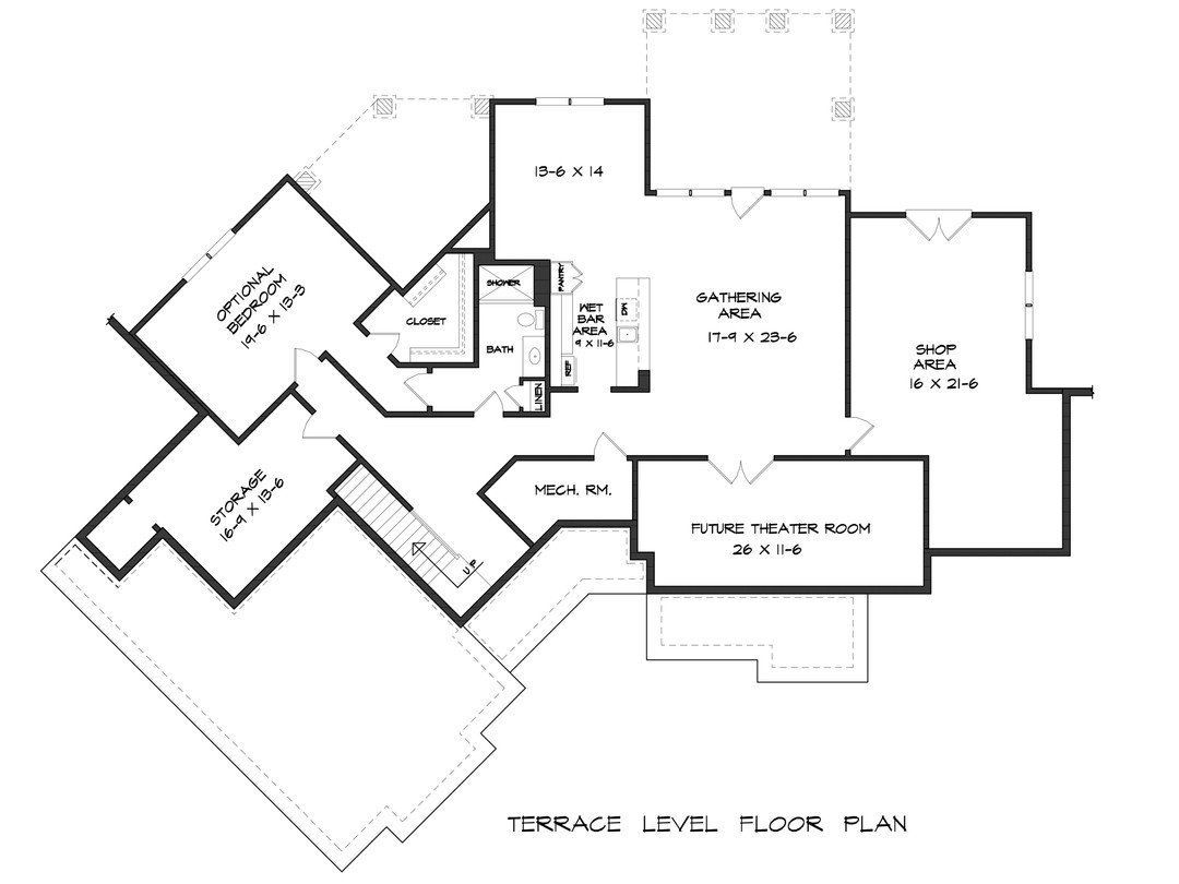 Hpm Home Plans Home Plan 638 2767 House Plans Floor Plans House Floor Plans