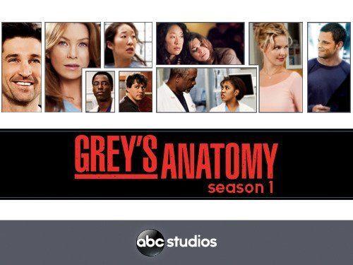 GreyS Anatomy Amazon Prime