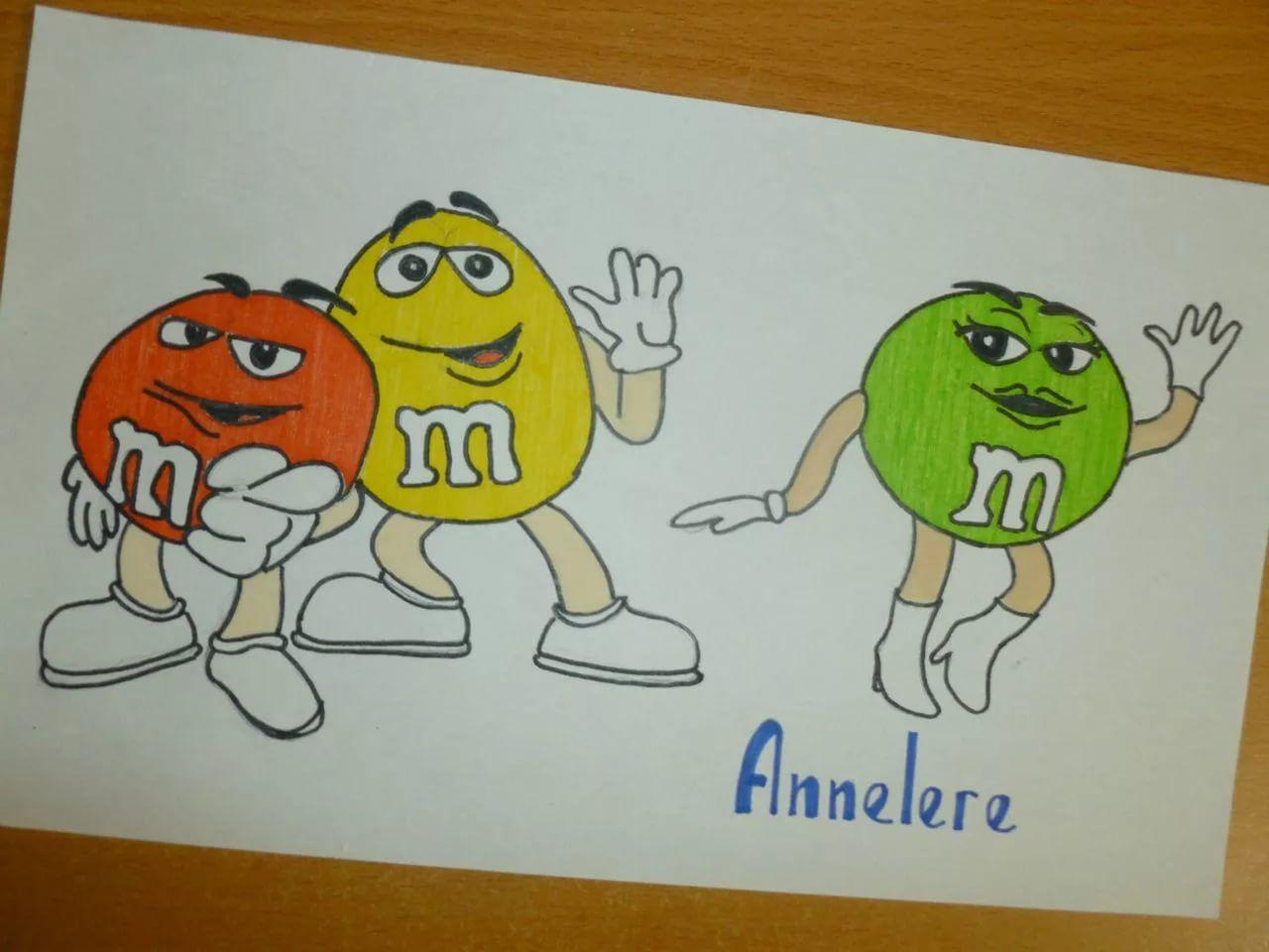 Рисунки 7 класс свободная тема