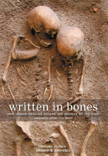 Written in Bones: How Human Remains Unlock the Secrets of... http://smile.amazon.com/dp/1554079926/ref=cm_sw_r_pi_dp_gnstxb01YAMT1