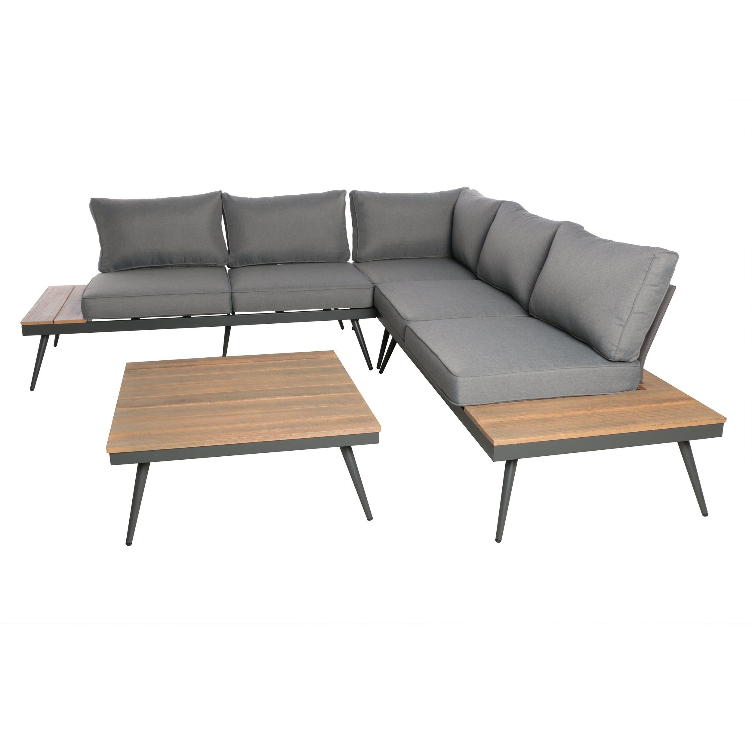 Prime Norfolk Outdoor V Shaped 5 Seater Sofa Set By Christopher Unemploymentrelief Wooden Chair Designs For Living Room Unemploymentrelieforg