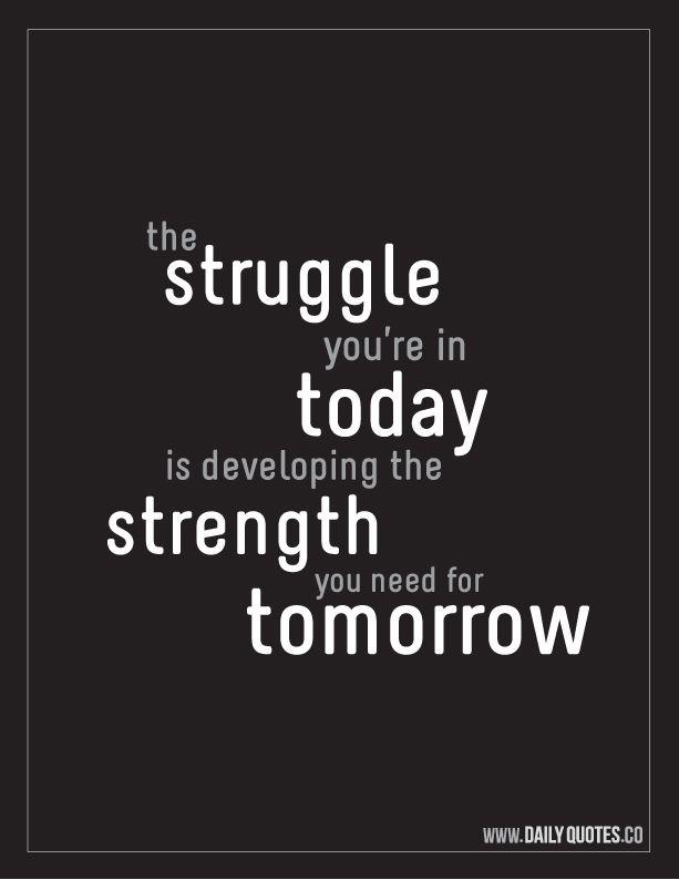 Embrace Your Struggle Gifts For Me Pinterest Motivational