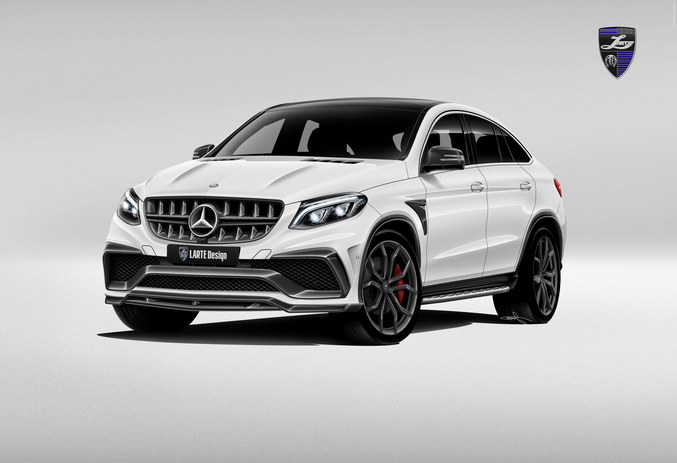 2016 Larte Design Mercedes-AMG GLE63 Coupe  #Larte_Design #Segment_J #Mercedes_Benz_GLE_63_AMG_Coupe #Mercedes_AMG #Mercedes_Benz #Mercedes_Benz_GLE_Coupe #tuning #2016MY #German_brands