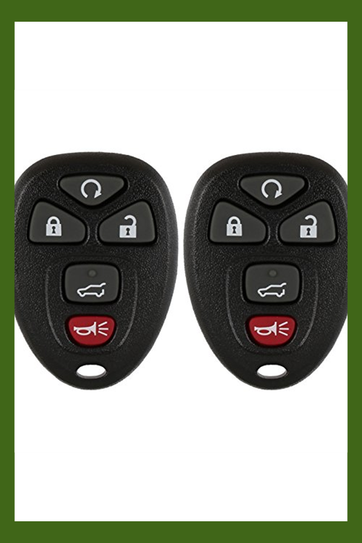 Discount Keyless Replacement Key Fob Car Remote and Uncut