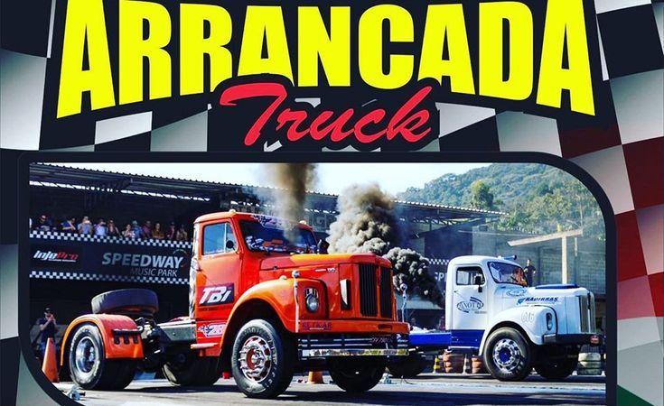 2ª etapa Catarinense de Arrancada Truck - RK Motors