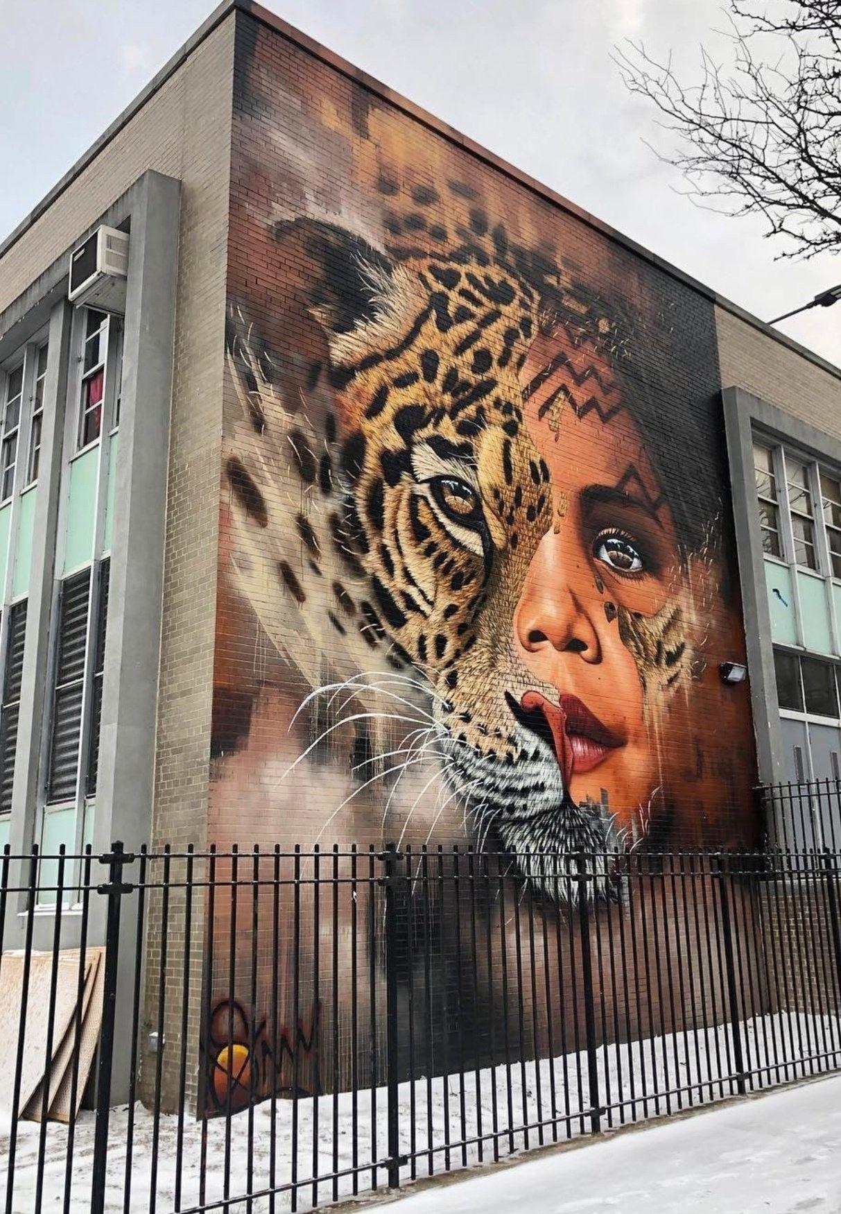 Street Art #graffitiart