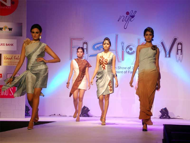 National Institute Of Fashion Technology Nift Delhi Is One Of The Premier Fashion Institutes Of India A Technology Fashion Fashion Institute College Courses