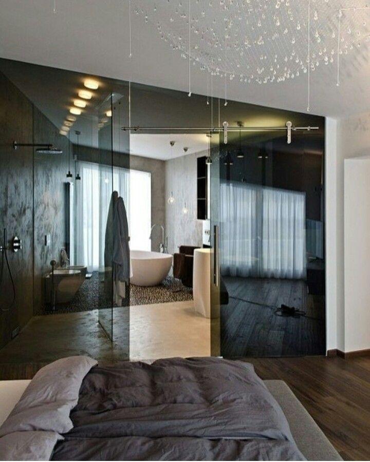 Modern Houses Interior, Home