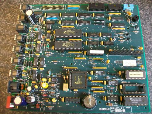 ZILOG Z80 - Large Touch Screen Computer - Single Board