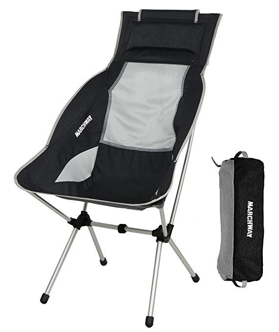 Ultralight Folding Camping Chair Portable Beach Fishing Chair Outdoor Travel Picnic Festival Hiking Backpacking Lightweight Furniture