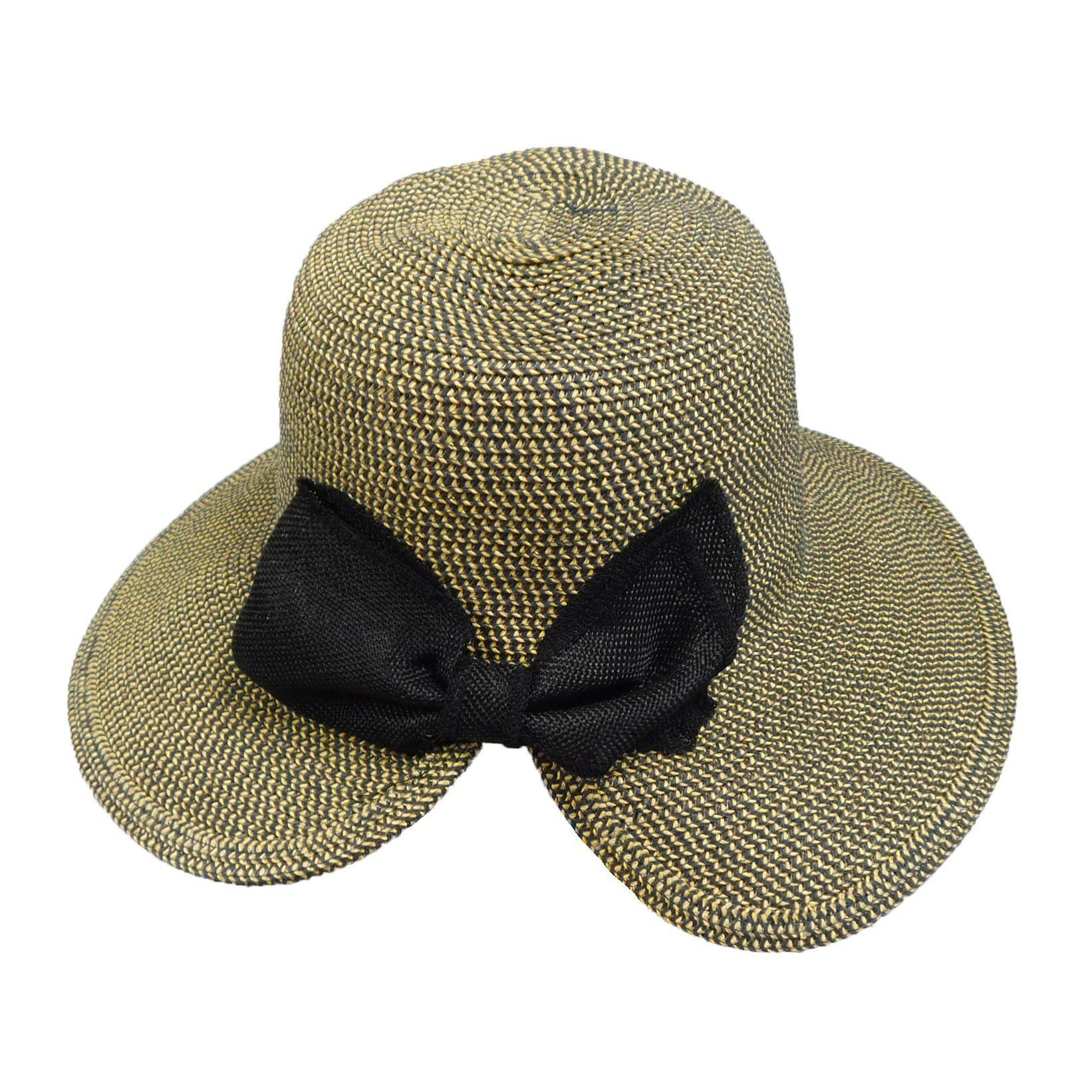 258c03c9fad Black tweed hat. Downsloping, 3