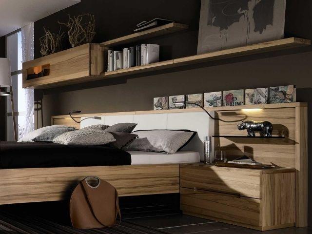Tête de lit avec rangement fonctionnel et esthétique | Master ...
