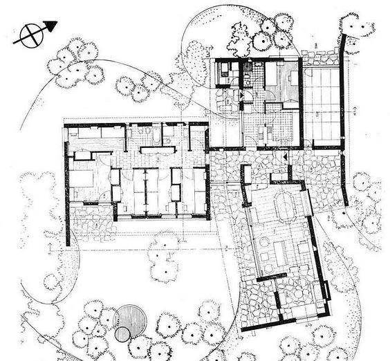 Épinglé par malcotti & roussey architectes sur plans