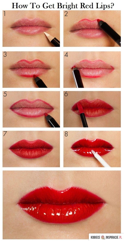 Tiramisu Waniliowe Recipe Pink Lips Red Lip Makeup Lip Colors