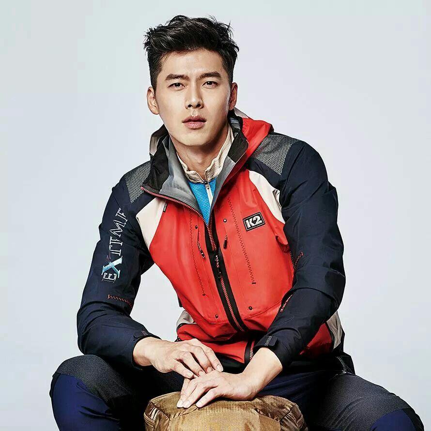 Hyun Bin for K2 fashion.