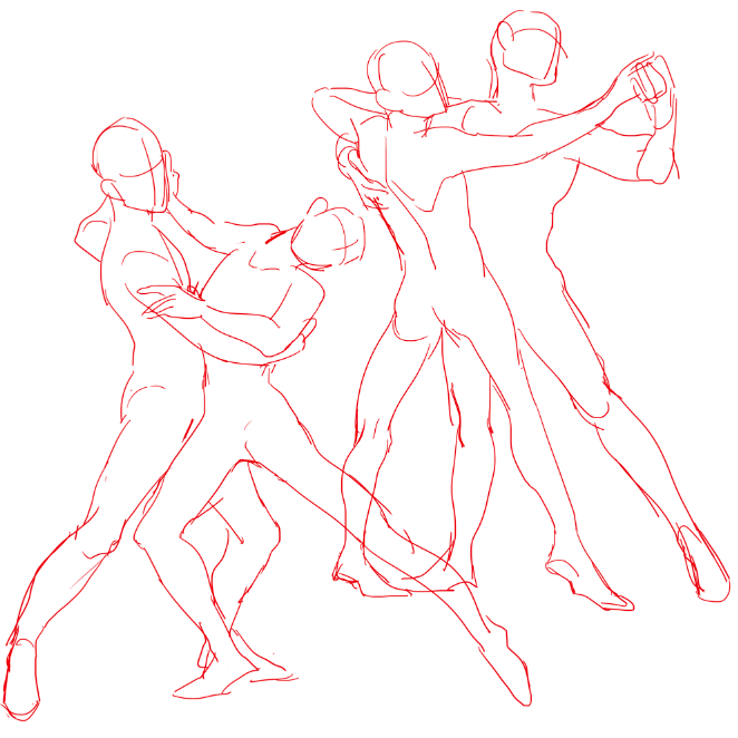 couple poses drawing reference - Google Search