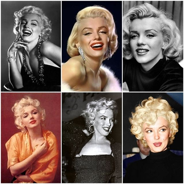 Now That My Hair Is Short I Ve Been Wanting To Try A Marilyn Monroe Pin Curl Set I Was Fli Marilyn Monroe Hair Vintage Hairstyles Vintage Hairstyles Tutorial