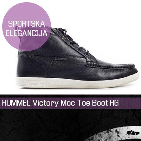 Ove Hummel Victory Moc Toe Boot HG cipele su savršene za svakodnevnu  upotrebu. Sportska elegancija