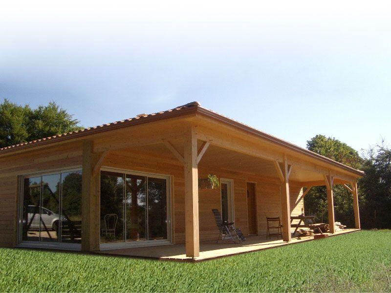 Idée Maison En Bois écologique House En 2019 Maison Bois