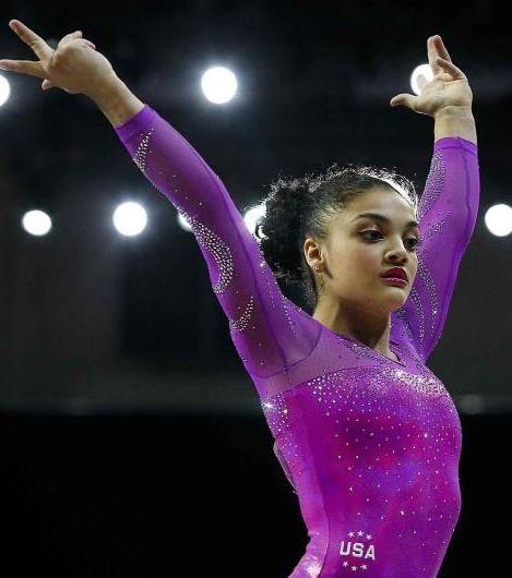 Laurie Hernández: llamada a causar sensación en Río -...