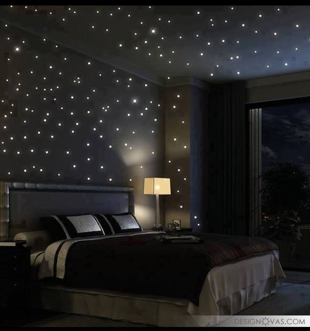 22 creative bedroom lighting ideas Modern interior design