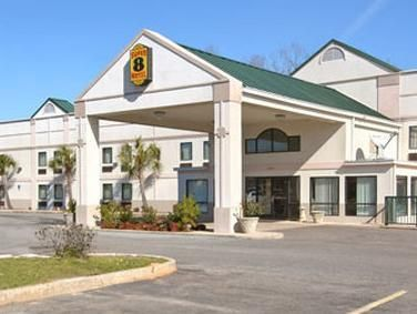 Moss Point Ms Super 8 Pascagoula Hotel United States North America