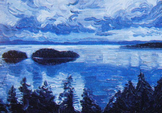 Joni Mitchell S Art Joni Mitchell Paintings Nature Art Artwork Painting