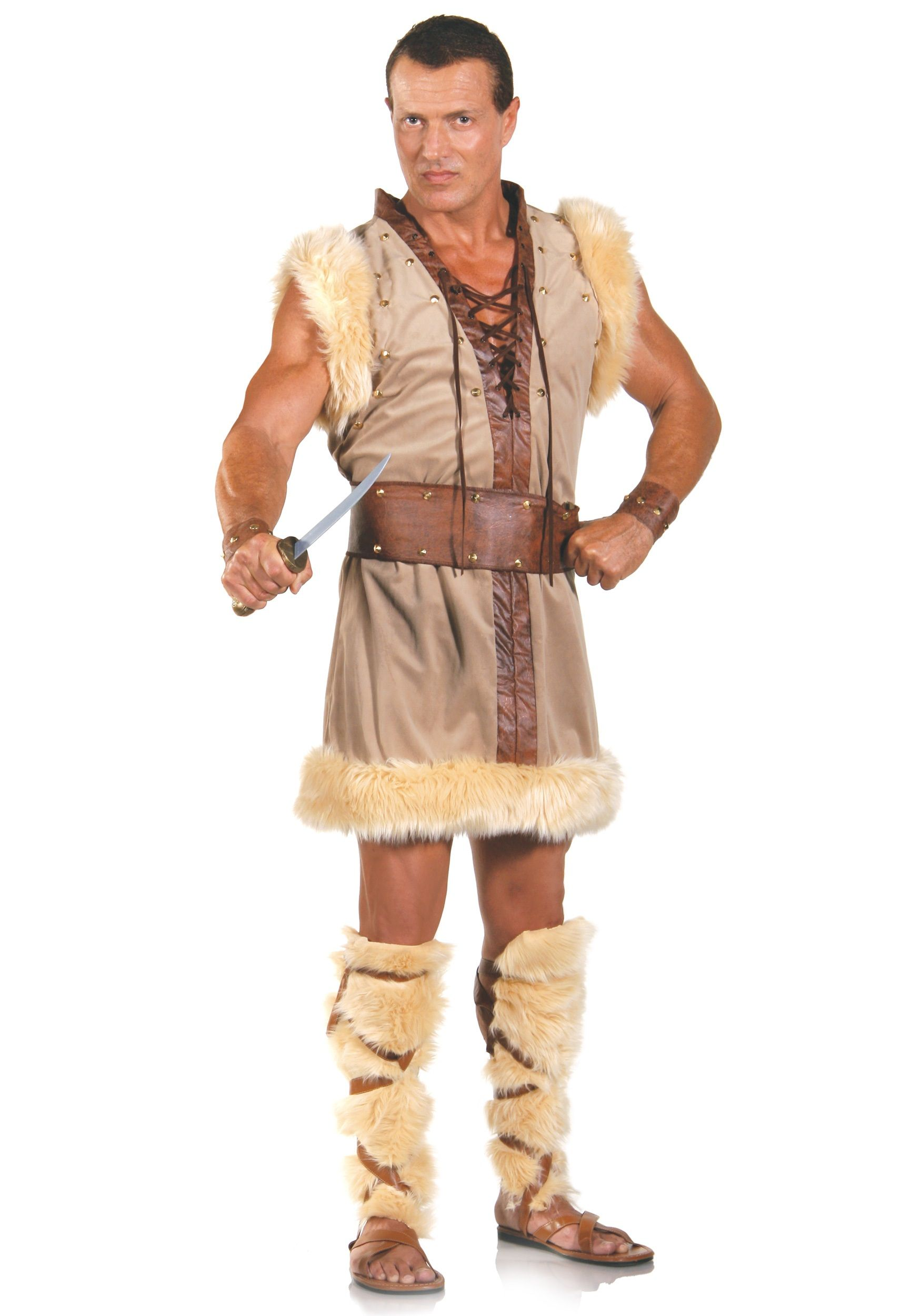 Here's a quick and easy way to make a viking costume. | Rankin's ...