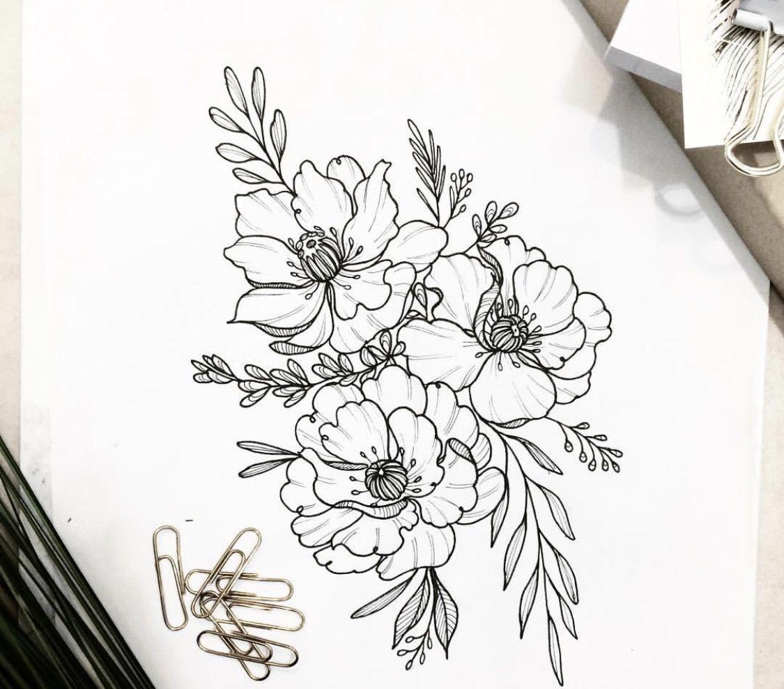 Pin De Claudia Membreño En Ideas Tattoos