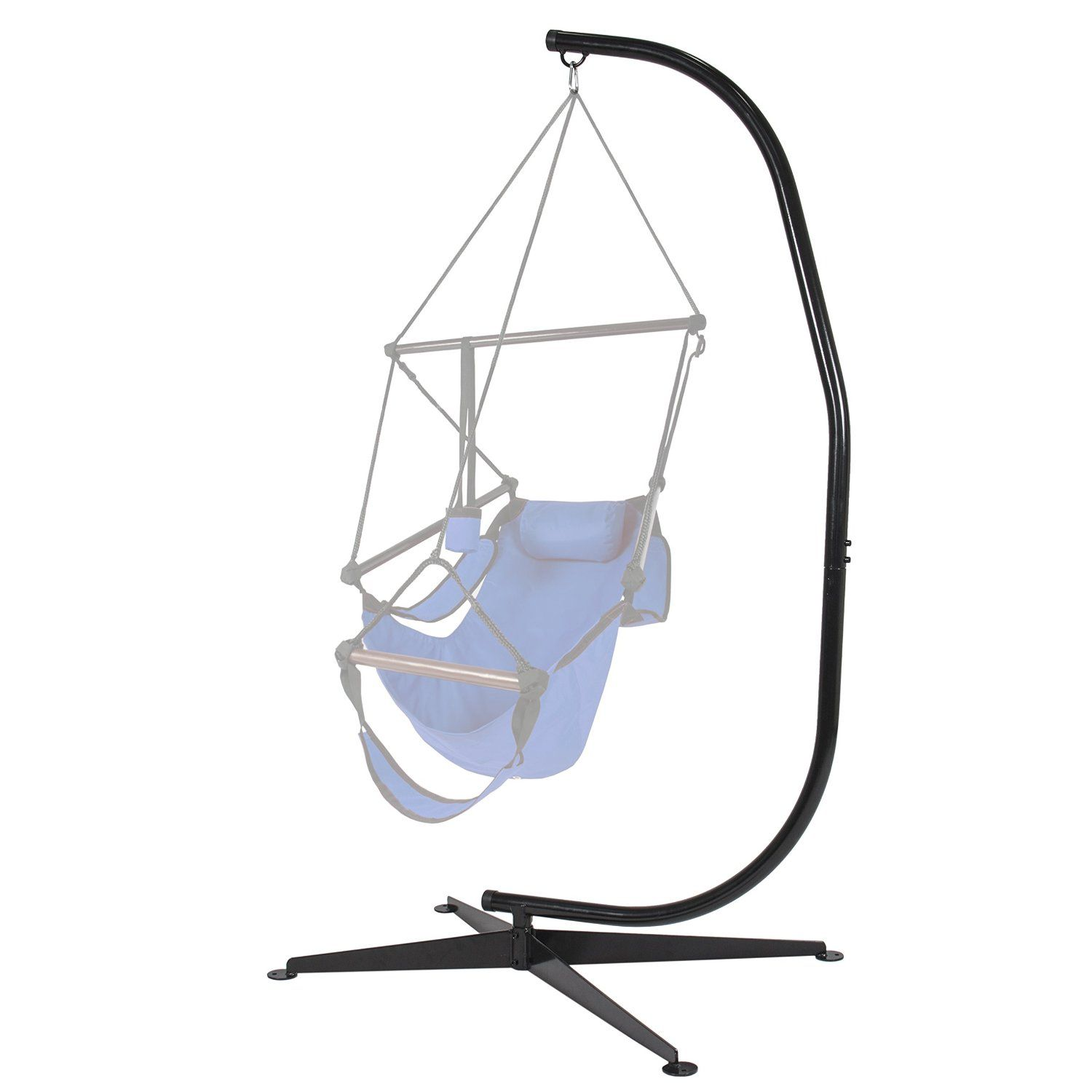 Amazon best choice products sky hammock c solid steel stand