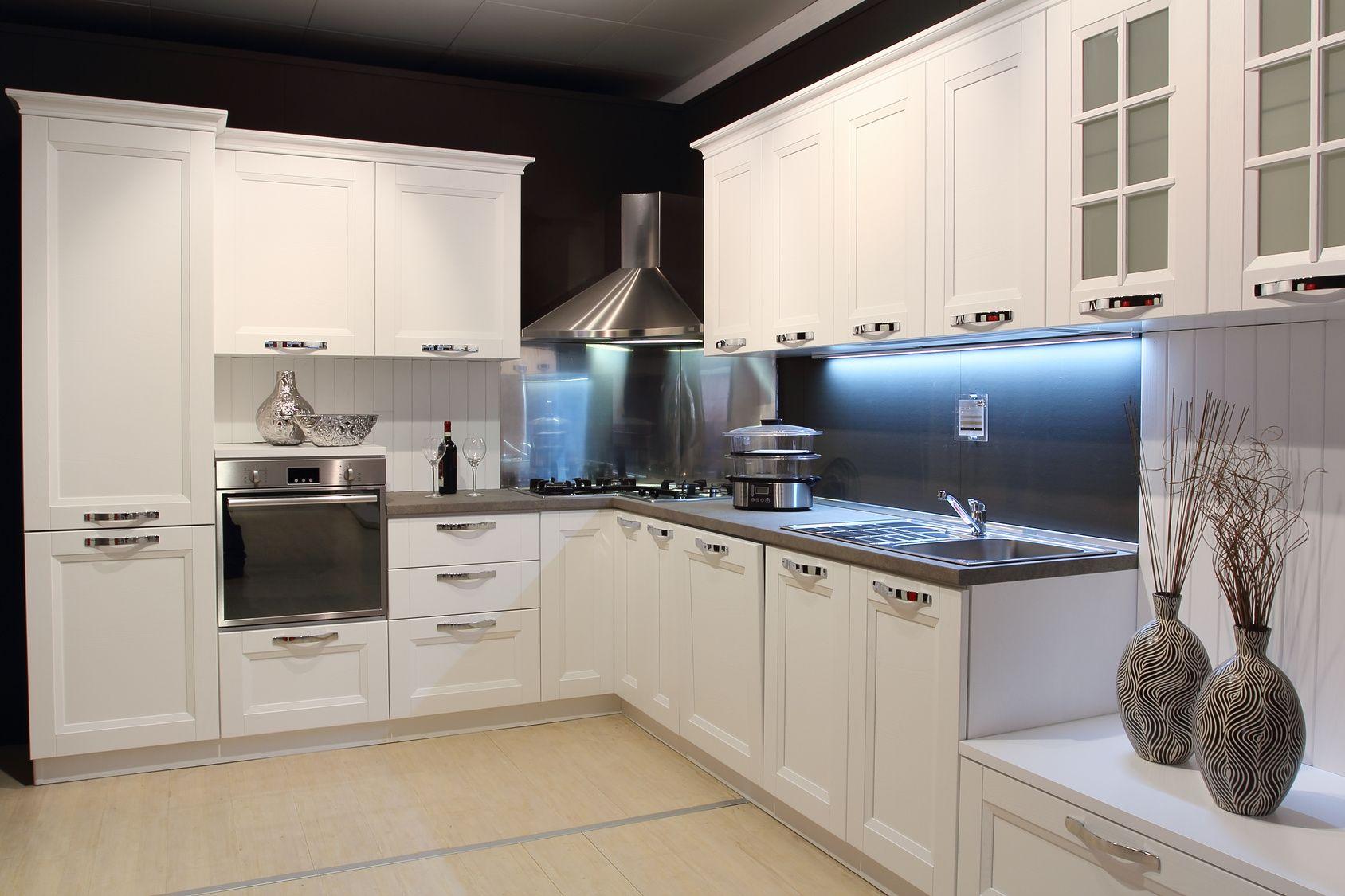 Küche Landhausstil L Form | Hängeschrank Wandschrank Wandkonsole ...