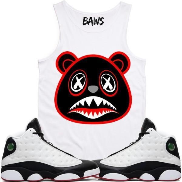 ec153111ba34 He Got Game Tank Top by BAWS sneaker tee shirts to match the Jordan shoes  are available on our online store.