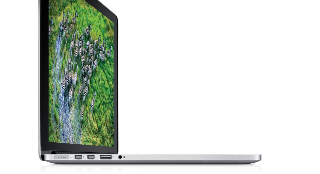 Apple - MacBook Pro-familien - Den har aldrig haft flere kræfter end nu.