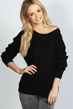 katherine oversized jumper at boohoo  bohemian tops