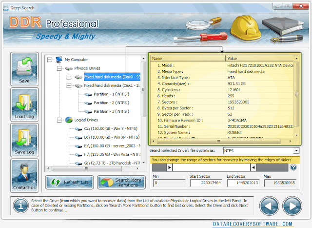 Ddr Recovery Professional Full Version Key Serial License Key