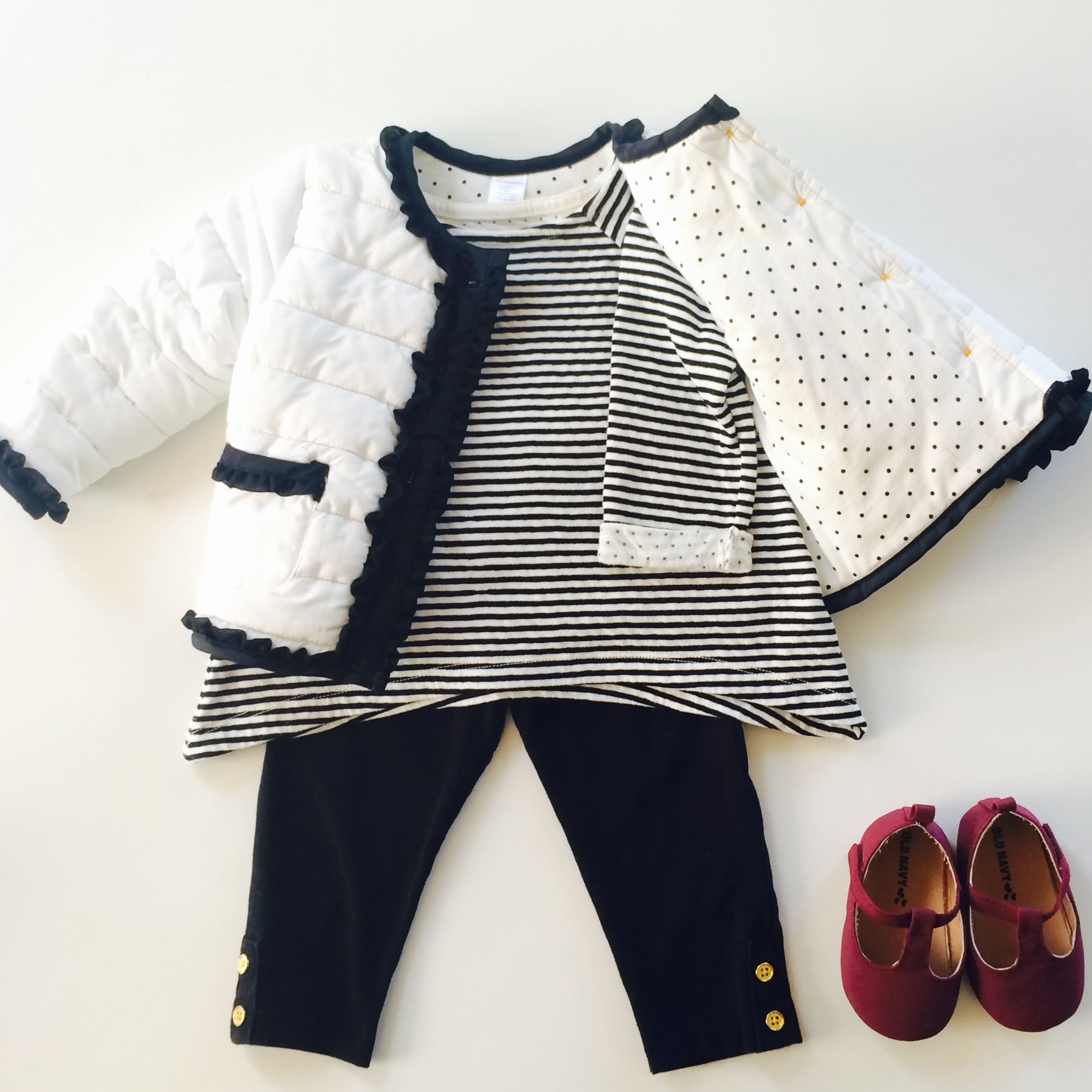 Coco Baby Chanel esce Jacket to give your baby girl a chic