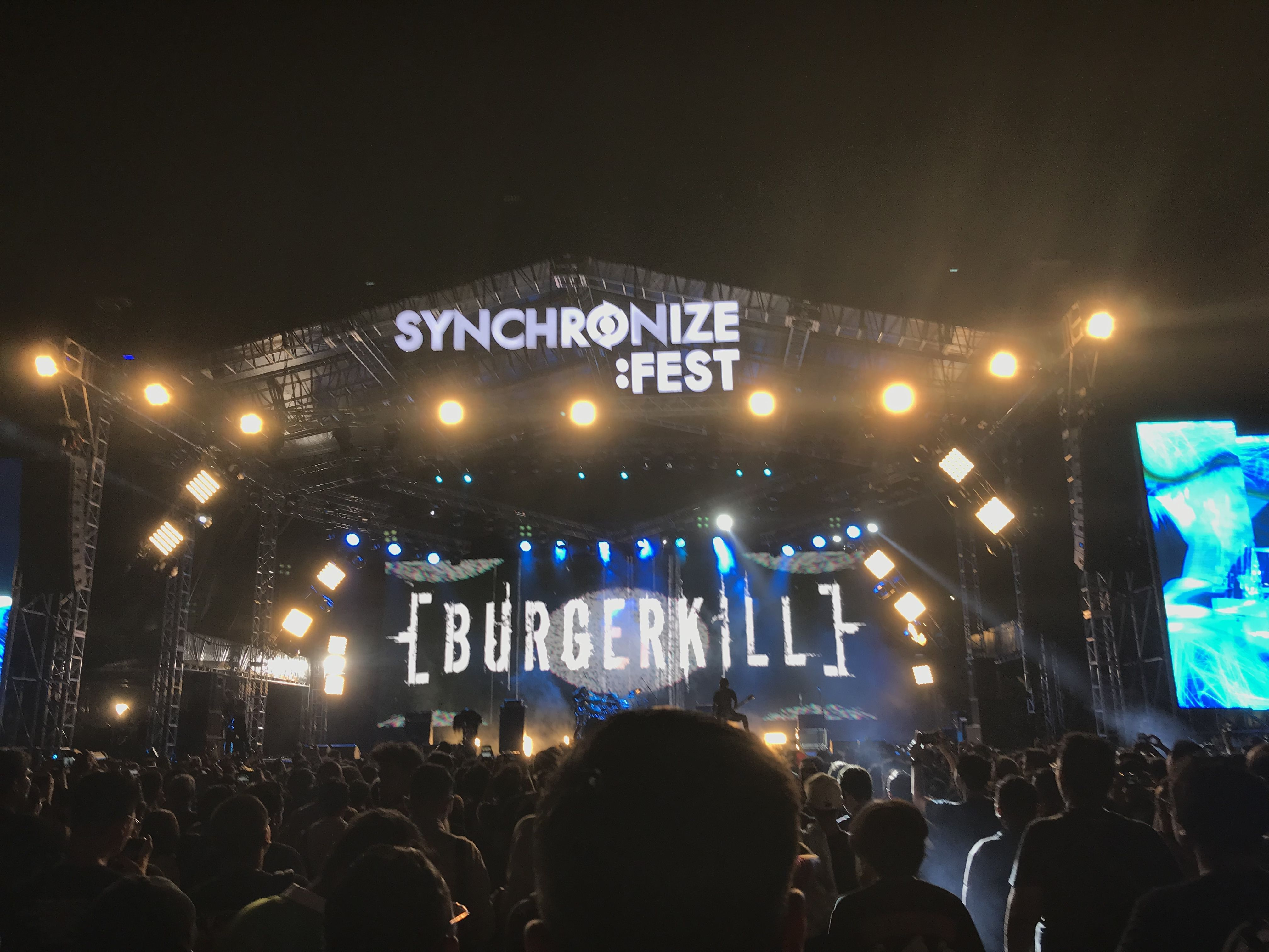 Pin Oleh Octwjy Di Synchronize Fest