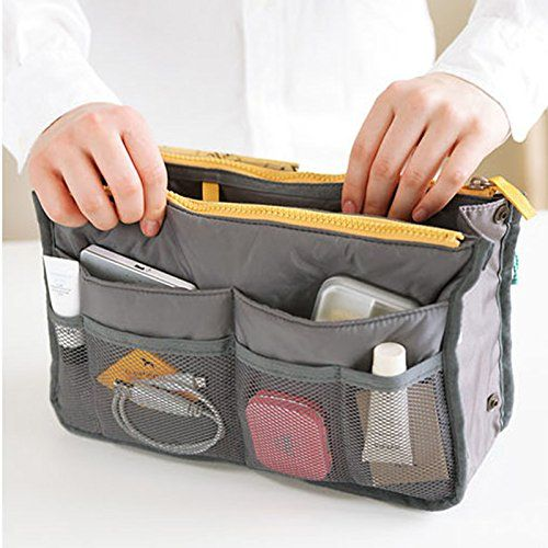 Durable Airport Gate Check Bag for Car Seats Gray Teamoy Padded Car Seat Travel Bag