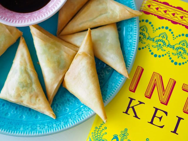 Vegetable Samosas / Kasvissamosat by Makuja kotoa