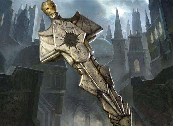 Orzhov Keyrune Mtg Art Magic Art Fantasy Artwork The deck is based off the extort mechanic which was released in. mtg art magic art fantasy artwork