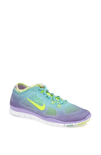 Nike  Free 5.0 TR Fit 4  Print Training Shoe (Women) available at ... 94232a47d170