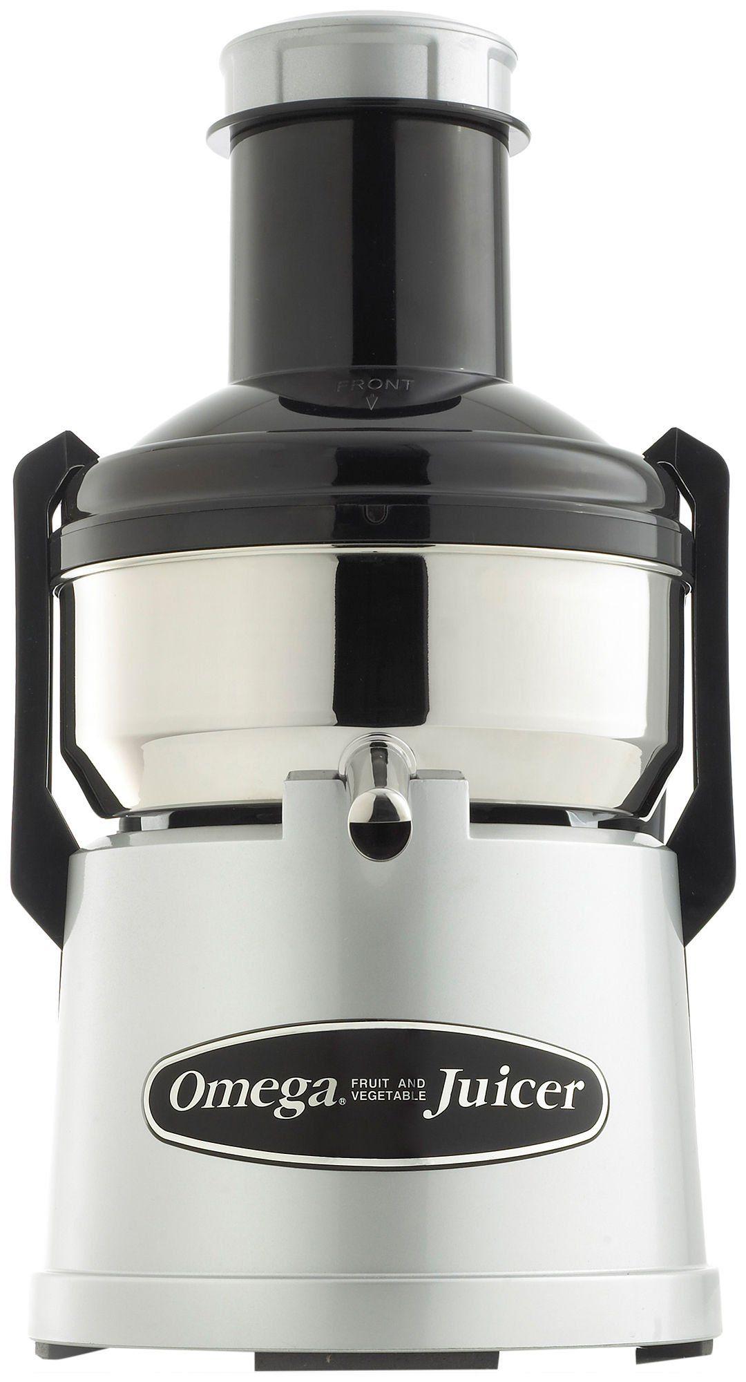 omega bmj330 commercial 350watt juicer - Omega Juicers