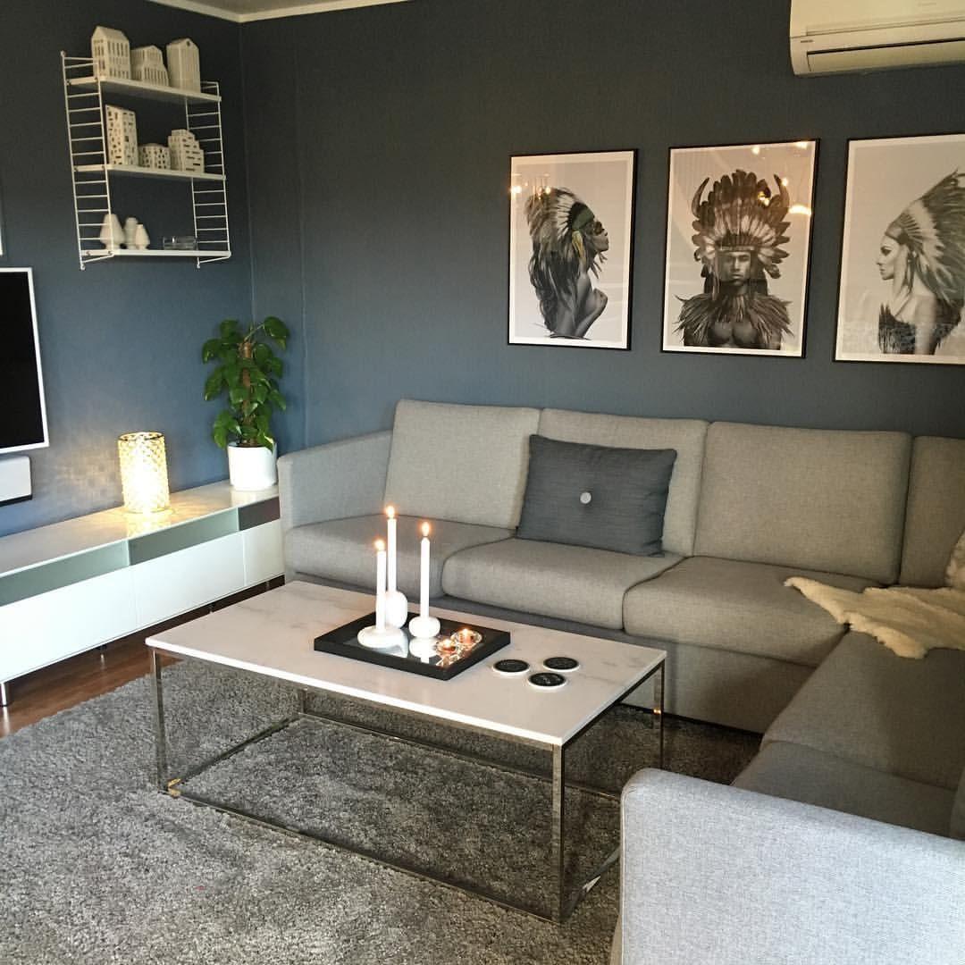 Sofabord Titania Hvit Marmor/Kobber 75x75x45 cm | Marmorbord ...