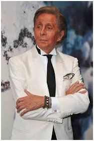 Top 10 Richest Fashion Designers In The World Fashion Fashion Design Valentino