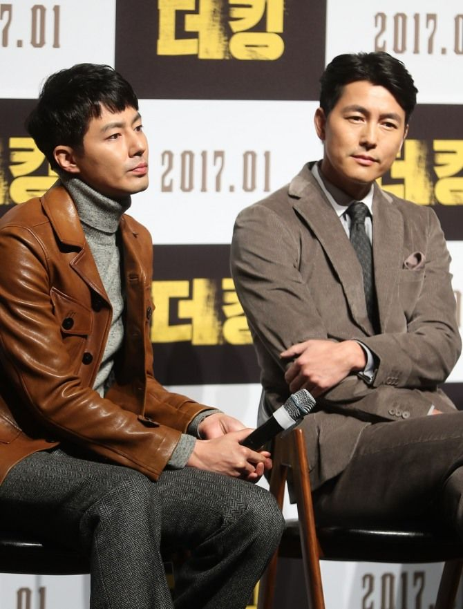 Zo In Sung and Jung Woo Sung Are 'The King' and His Maker | Koogle TV