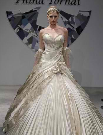 Pnina tornai dress | Vestidos de novia | Pinterest