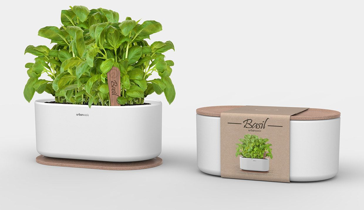 Urbanoasis Product Design by Andrea Mangone